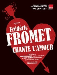 """Spectacle musical """"Fromet chante l'Amour"""" - ANNULE"""
