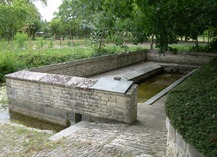 Lavoir-abreuvoir de Richebert - Saint-Georges-de-Rex
