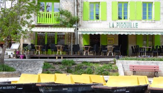 "Restaurant ""La Pigouille"" - Coulon"