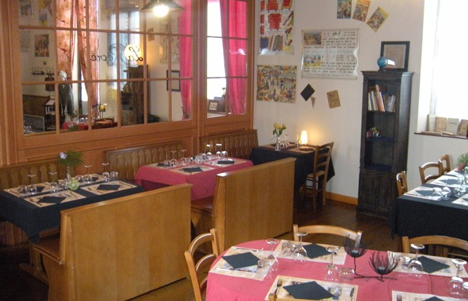 restaurant la r cr niort marais poitevin tourisme. Black Bedroom Furniture Sets. Home Design Ideas