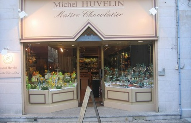 Chocolaterie Huvelin 2 - Niort