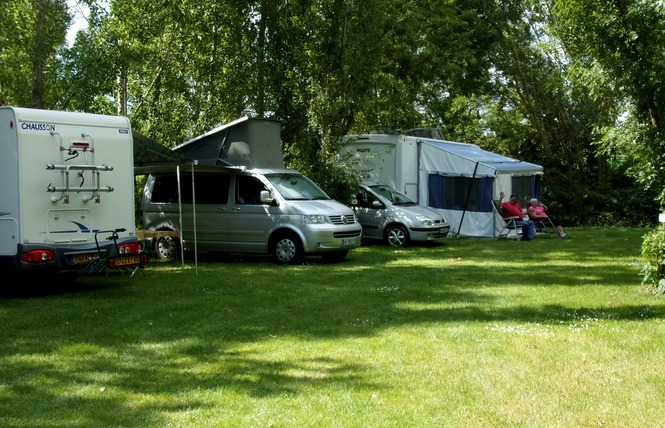 Camping des Conches 5 - Damvix