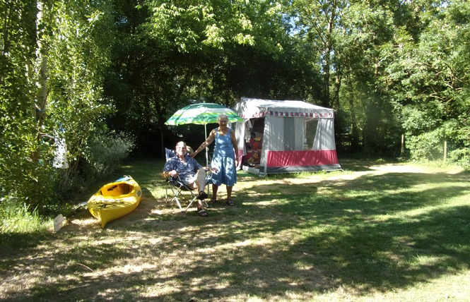 Camping des Conches 7 - Damvix