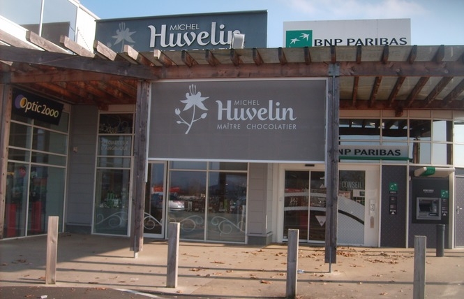 Chocolaterie Huvelin 1 - Bessines